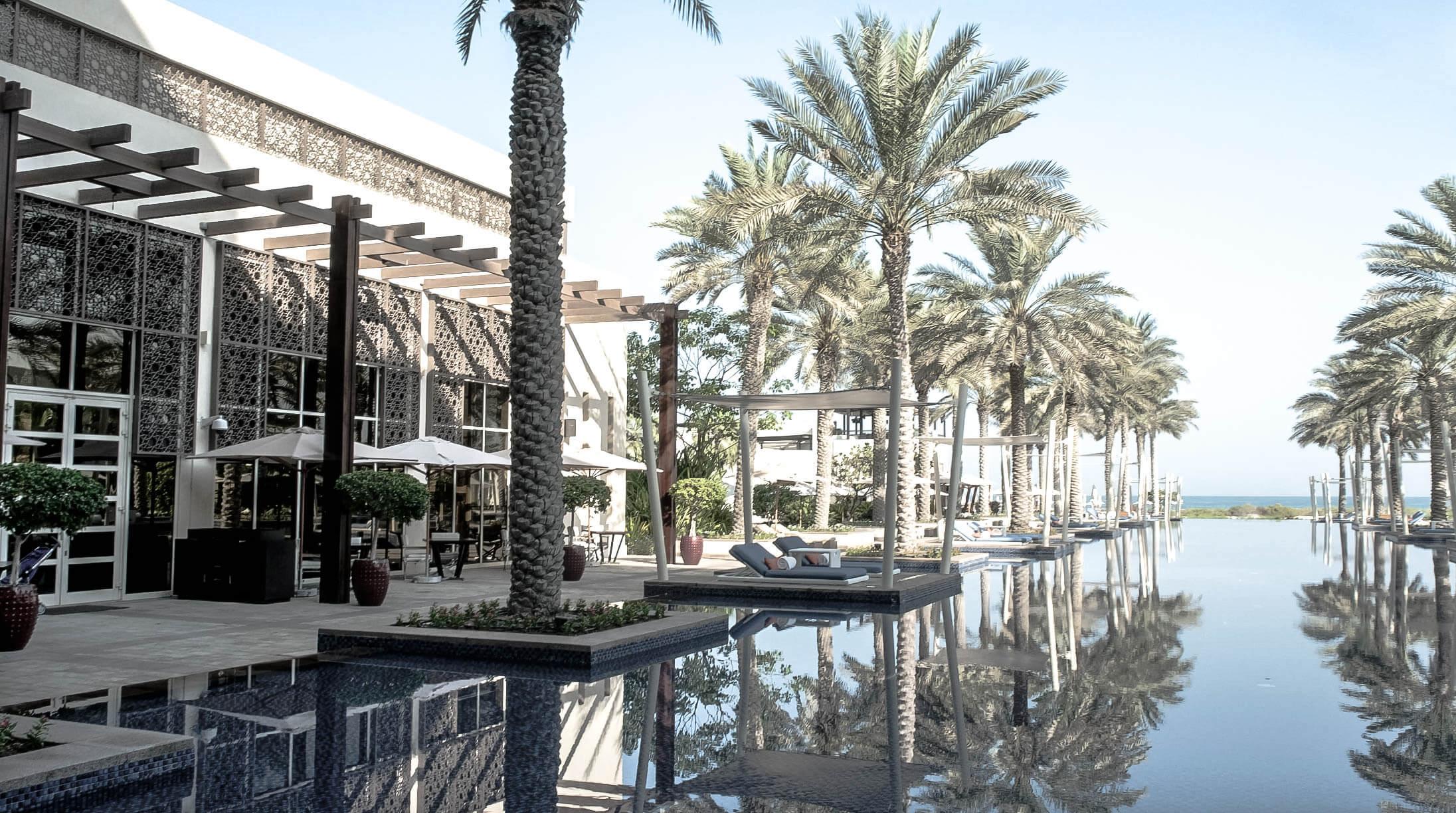 Abu Dhabi – Park Hyatt Abu Dhabi Hotel and Villas – Sunny Vee